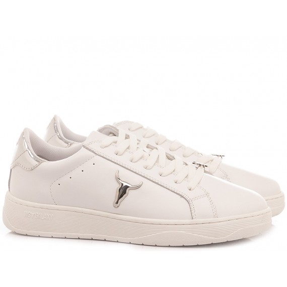 Windsor Smith Women's Sneakers Galaxy White