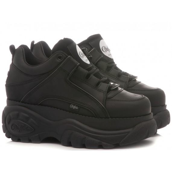 Buffalo London Women's Sneakers Black