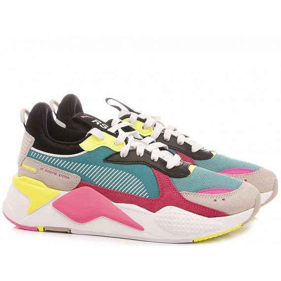 Puma Women's Sneakers Rs-X Reinvent Wn'S 371008 10