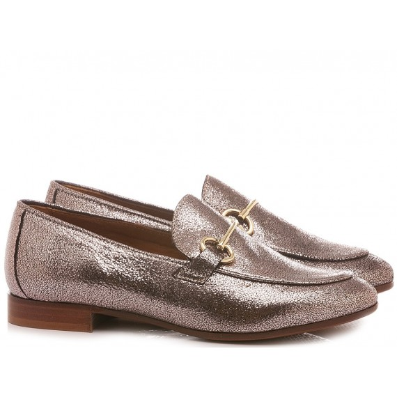 MAT:20 Women's Loafers Leather Galaxy Stone 3378
