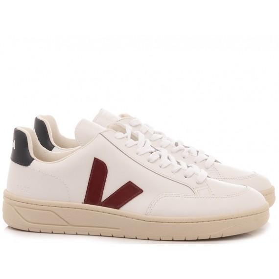 Veja Men's Sneakers V-12 White XD021955B
