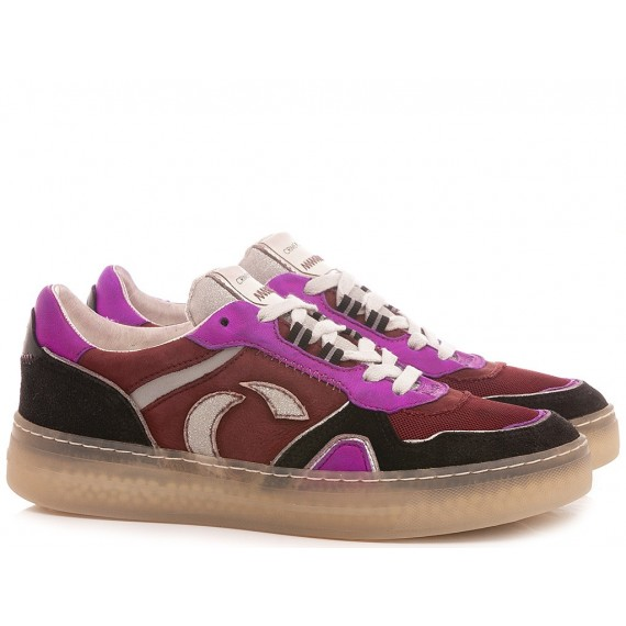 Crime London Women's Sneakers Low Top Off Court