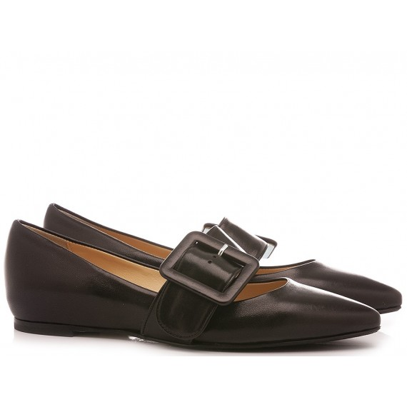 L'Arianna Women's Shoes Siviglia Black BL1142