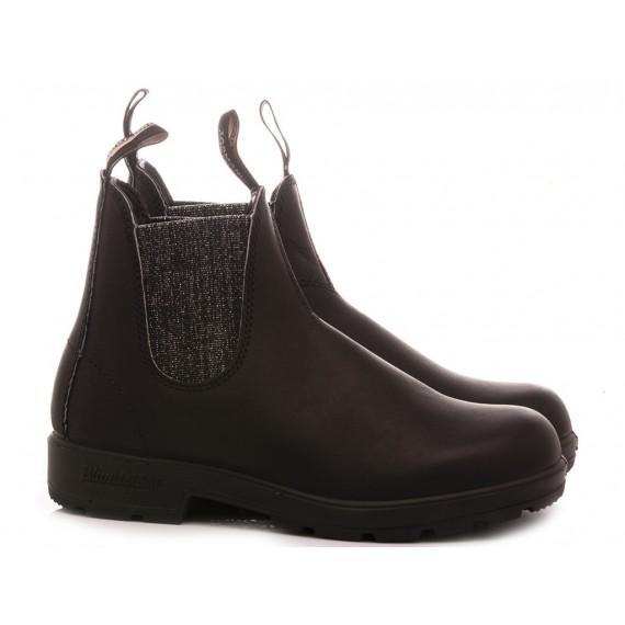 Blundstone Women's Ankle Boots Black Silver Glitter 2032