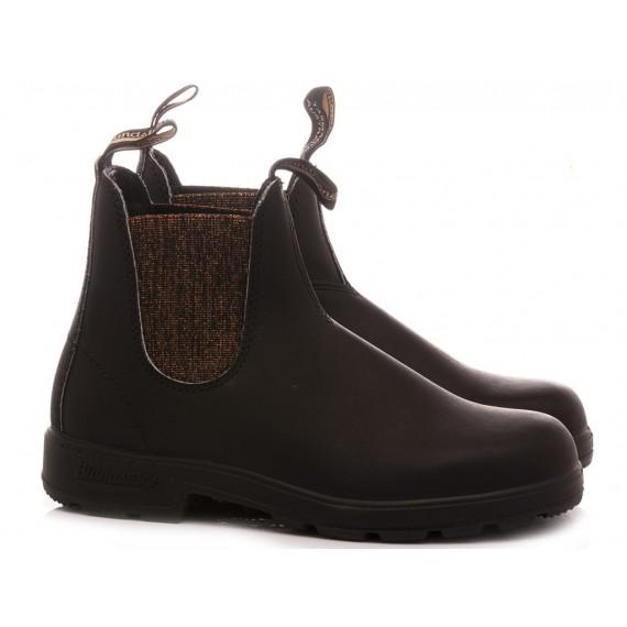 Blundstone Women's Ankle Boots Black Bronze Glitter 1924