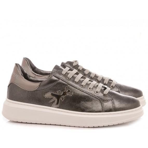 Patrizia Pepe Children's Shoes Sneakers PPJ517.18 Pewter
