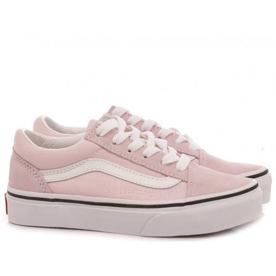 Vans Girl's Sneakers Old Skool Pink VN0A4BUUV3M1