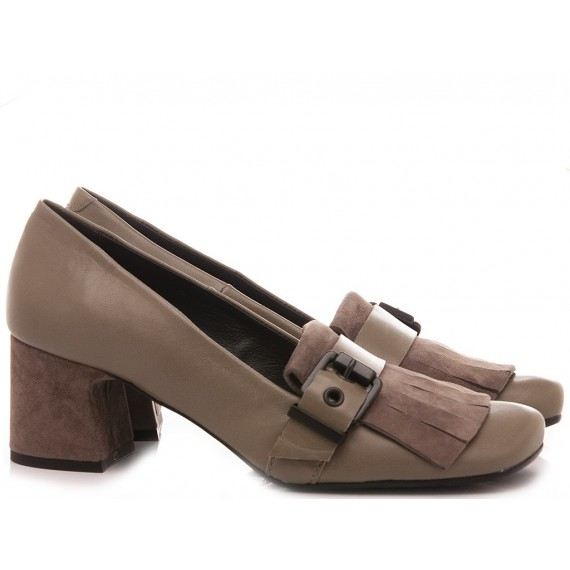 Janet & Janet Women's Shoes 46256 Taupe