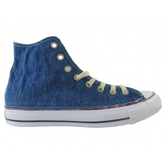 Converse All Star Customized Men's Sneakers CT HI Blue Jeans M9162C