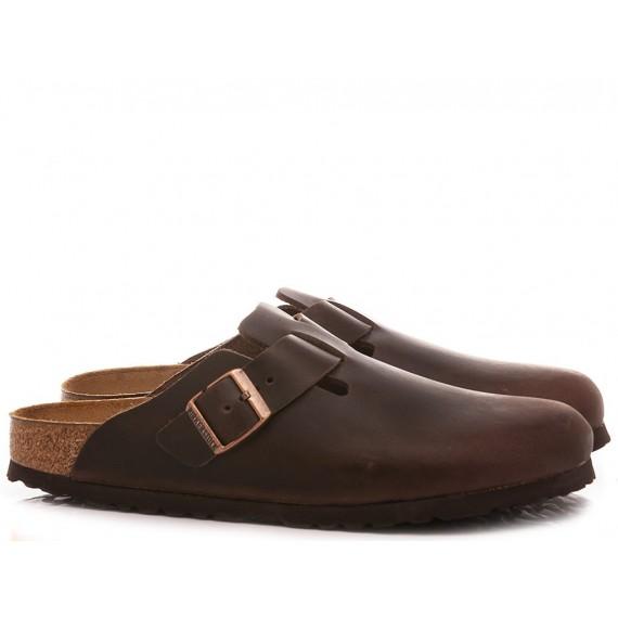 Birkenstock Men's Sandals-Slippers Boston BS Habana 0860133
