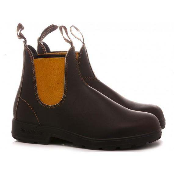 Blundstone Women's Ankle Boots Brown Mustard 1919