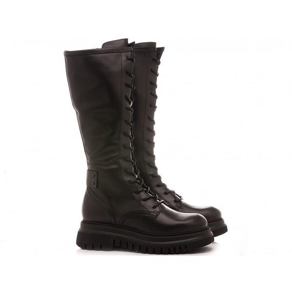 Janet Sport Women's Ankle Boots 46702 Black