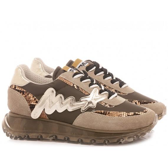 Méliné Women's Sneakers Leather TRO1700