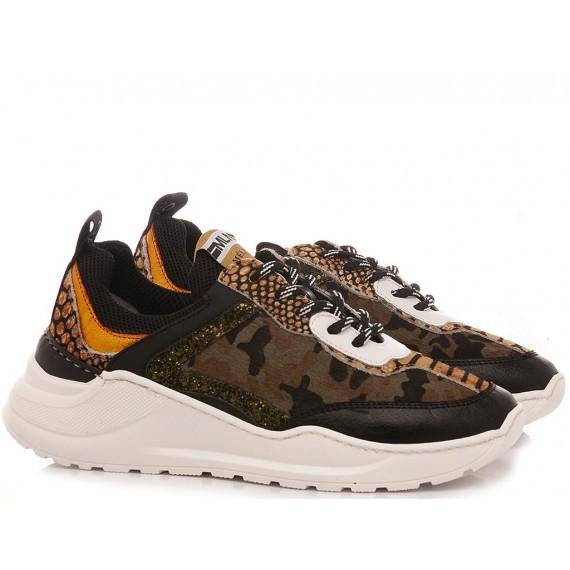 Méliné Women's Sneakers Leather DA530 VAR703