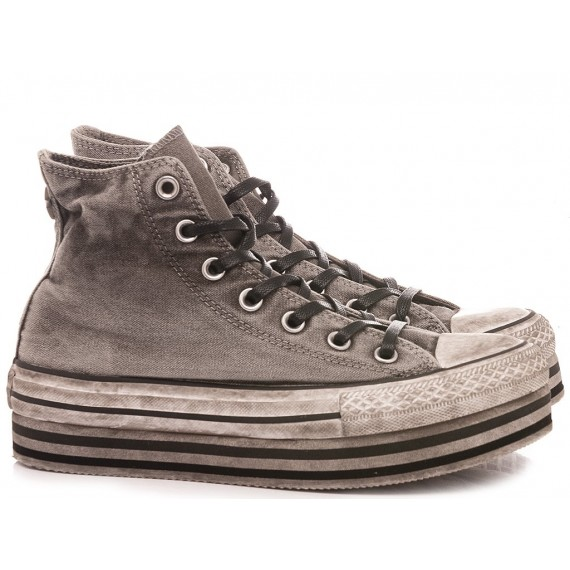 Converse All Star Women's Sneakers CTAS Platform Layer LTD HI 569126C