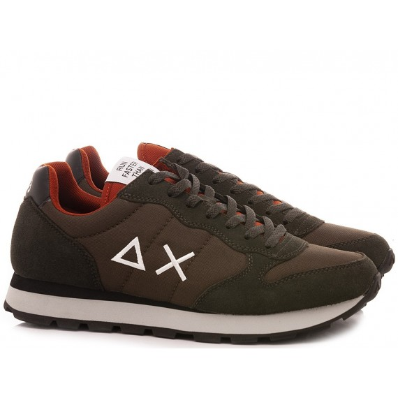 Sun 68 Men's Sneakers Tom Solid Z40101 7436