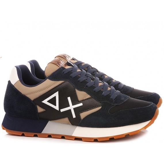 Sun 68 Scarpe-Sneakers Uomo Jaki Solid Bicolor Z40110 0777