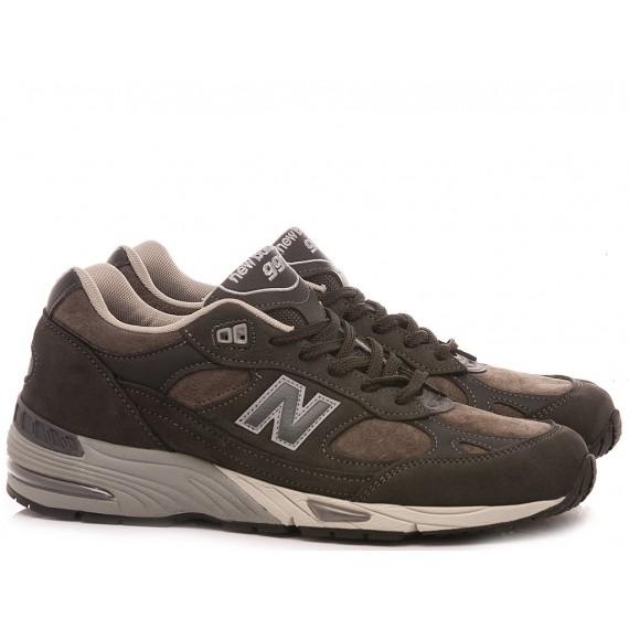 New Balance Sneakers Uomo M991NDG