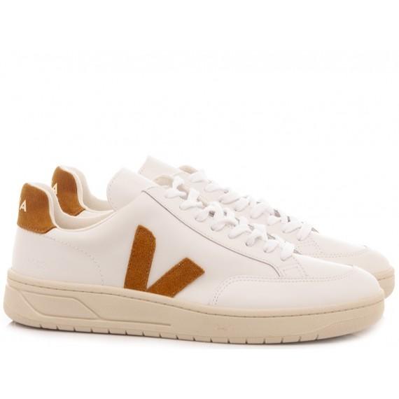 Veja Men's Sneakers V-12 White XD022322B