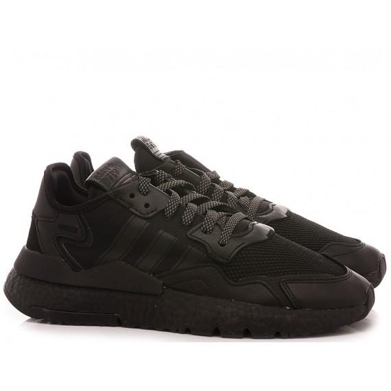 Adidas Sneakers Uomo Nite Jogger FV1277