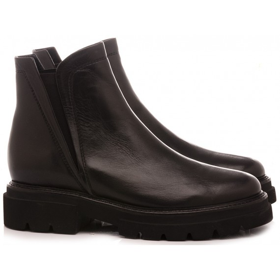 Adele Dezotti Women's Ankle Boots AZ0403X Black