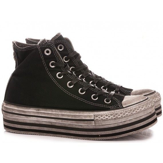 Converse All Star Women's Sneakers CTAS Platform Layer LTD HI 569127C