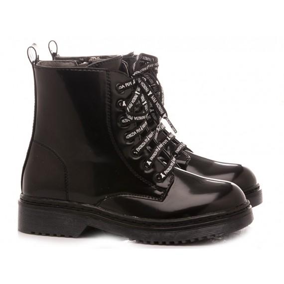 Patrizia Pepe Children's Shoes Ankle Boots PPJ550  Black