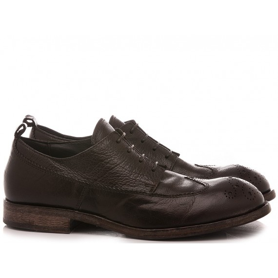 Moma Men's Shoes Pewter 2AW146-NZ