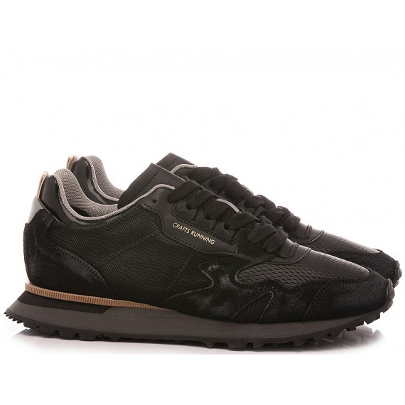 Moma Men's Shoes-Sneakers Midnight 4AW199-CR