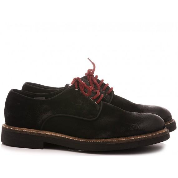 Exton Men's Shoes Suede 853