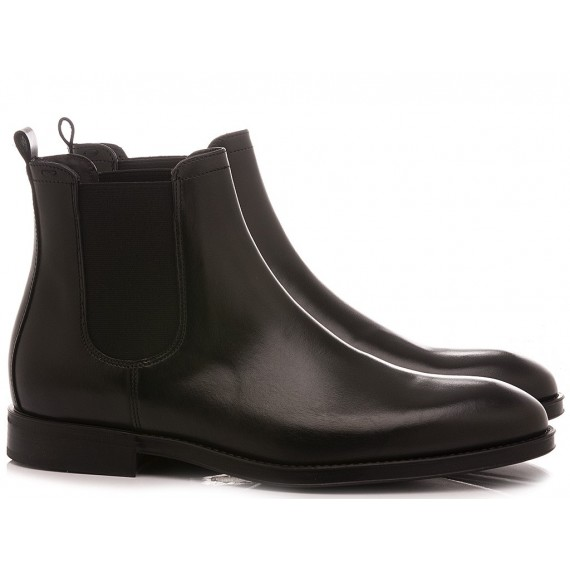 Marco Ferretti Men's Ankle Boots 172464MF Black