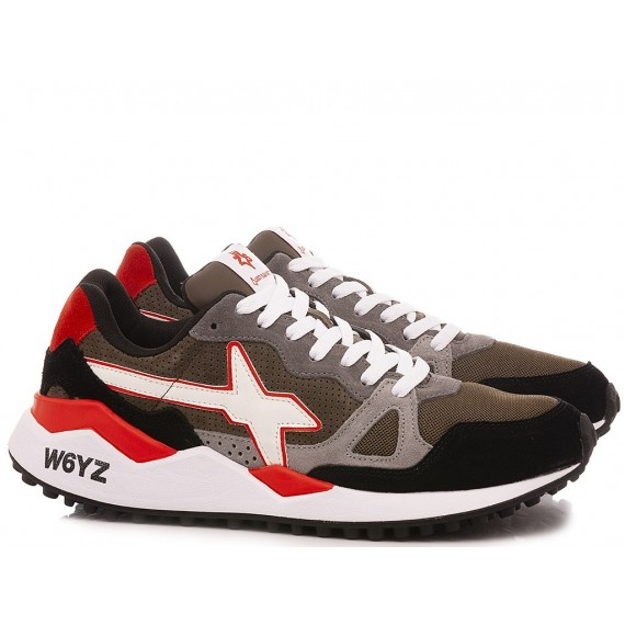 Just Say Wizz Men's Sneakers 0012015183.01.1A24