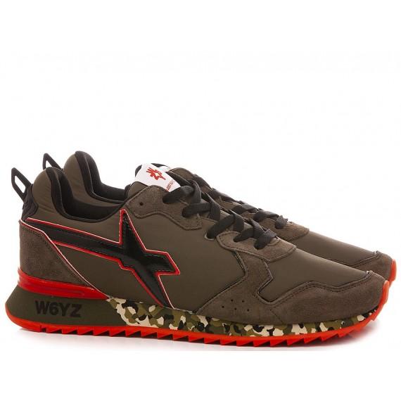 Just Say Wizz Men's Sneakers 0012014033.06.1F01