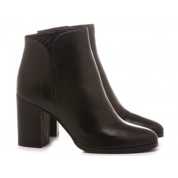 Adele Dezotti Women's Ankle Boots AZ3402X Black