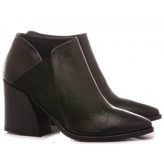 Curiositè Women's Ankle Boots Leather 1633