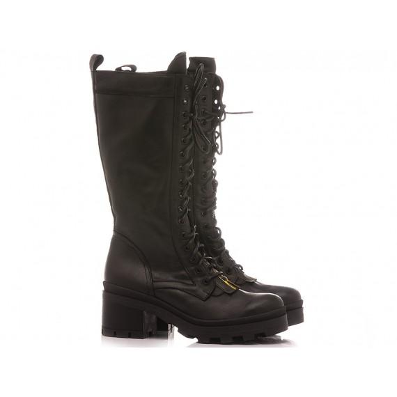 Curiositè Women's Ankle Boots Leather 1652