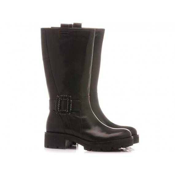 Adele Dezotti Women's Boots AZ1701X Black