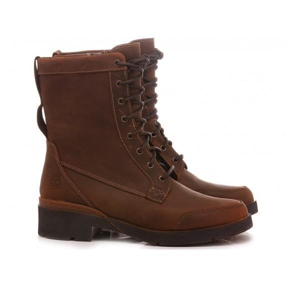 Timberland Women's Ankle Boots Graceyn Side Zip TB0A2F8EF13