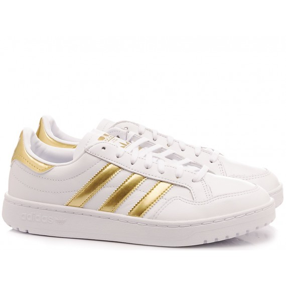 Adidas Sneakers Donna Team Court W EF 6058