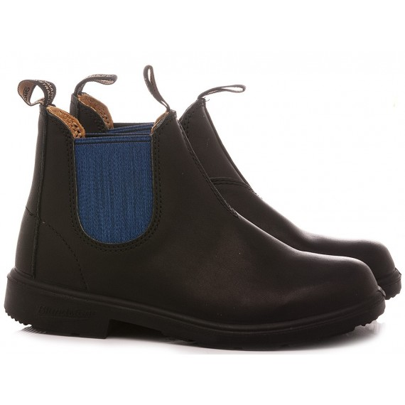 Blundstone Children's Ankle Boots Black Kids 580
