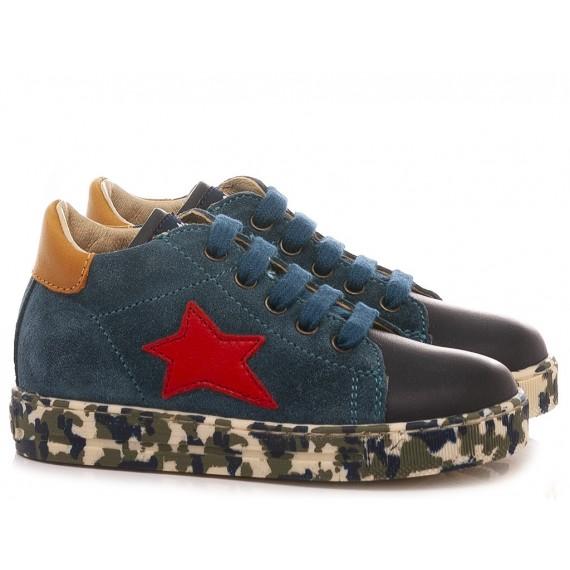 Falcotto Children's Shoes Sneakers Sasha Navy