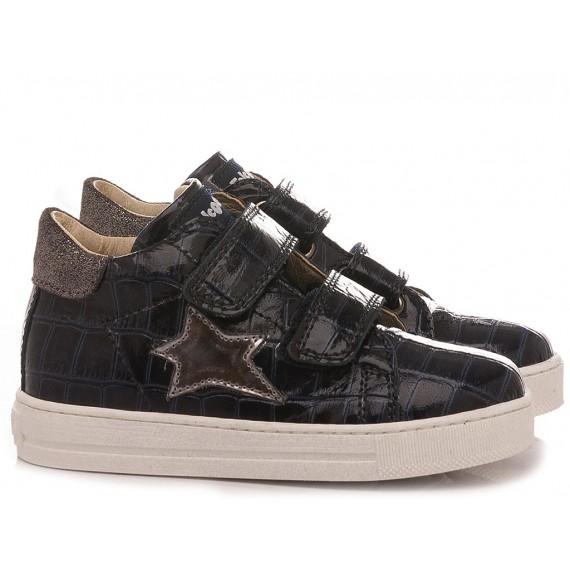 Falcotto Girl's Shoes Sneakers Sasha Blue