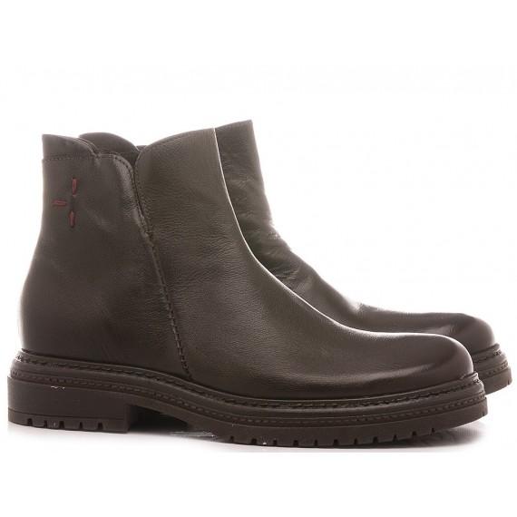 Mjus Men's Ankle Boots U35203 Black
