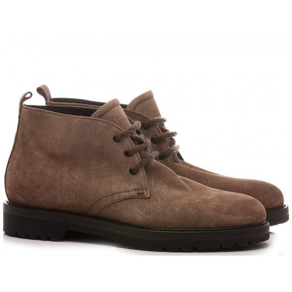 Maritan G -Marco Ferretti Men's Shoes Suede Brown 27461MG