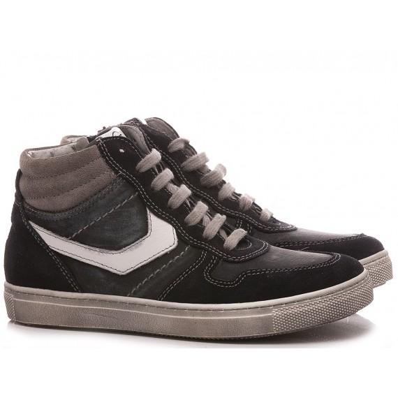 Nero Giardini Children's Shoes Sneakers Velour Navy