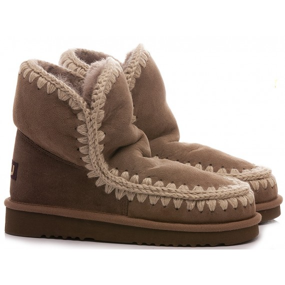 MOU Women's Ankle Boots Eskimo 18 Grey