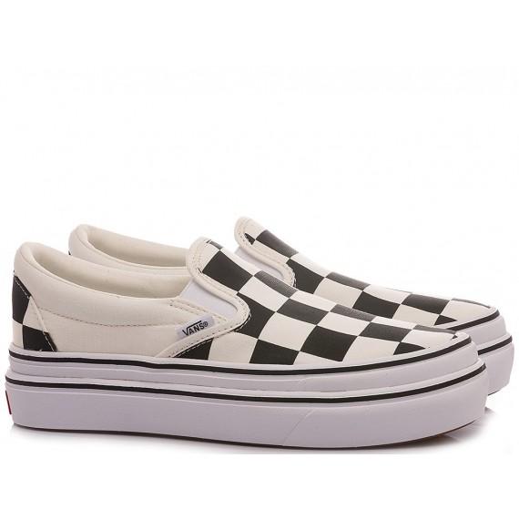Vans Women's Sneakers Super Comfycush S Black-White