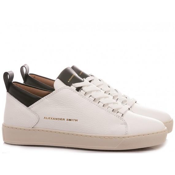 Alexander Smith Women's Sneakers Oxford White-Black