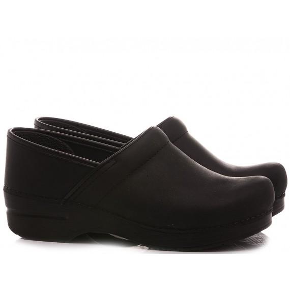 Dansko Women's Shoes Leather Black 206-020202