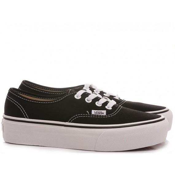 Vans Women's Sneakers Authentic Platform VN0A3V8BLK1